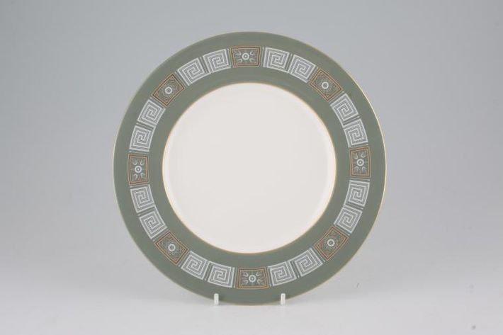 Wedgwood Asia - Sage Green with Gold