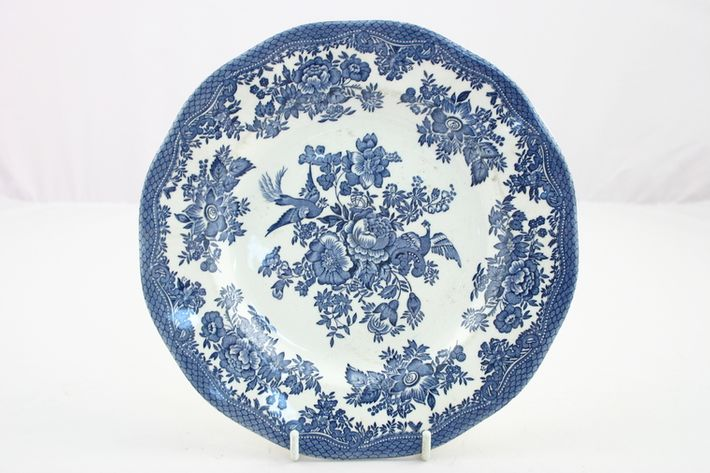 Wedgwood Asiatic Pheasant - Blue