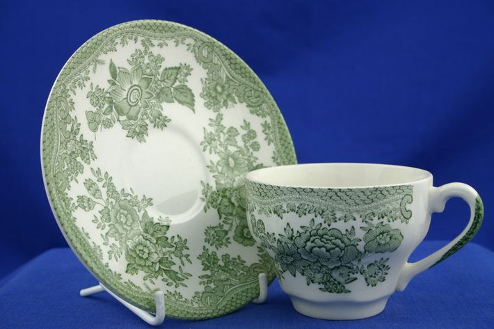 Wedgwood Asiatic Pheasant - Green