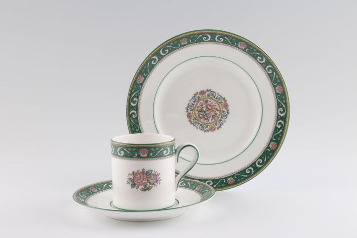Wedgwood Runnymede - Green