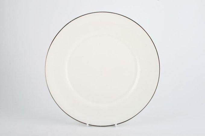 "Wedgwood Silver Ermine Breakfast / Lunch Plate 9"""