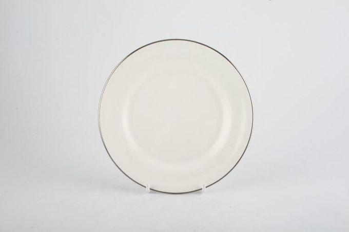 "Wedgwood Silver Ermine Tea / Side / Bread & Butter Plate 6 1/8"""
