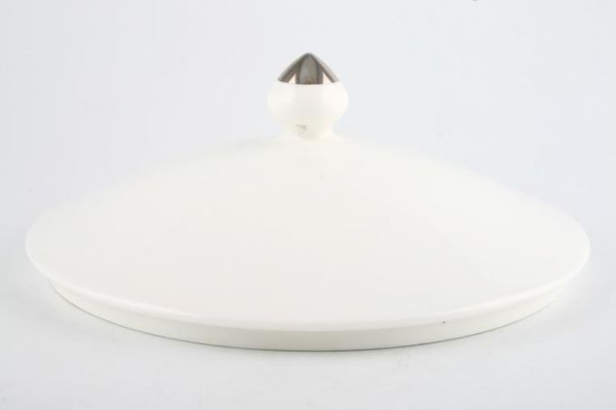 Wedgwood Silver Ermine Vegetable Tureen Lid Only
