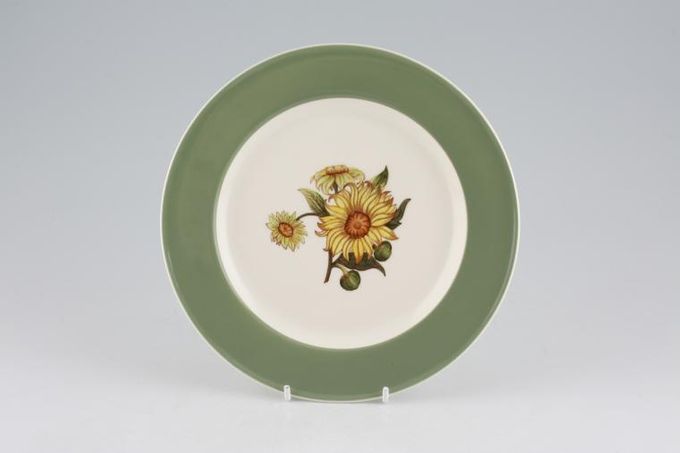 Wedgwood Sunflower Breakfast / Salad / Luncheon Plate 8 7/8""
