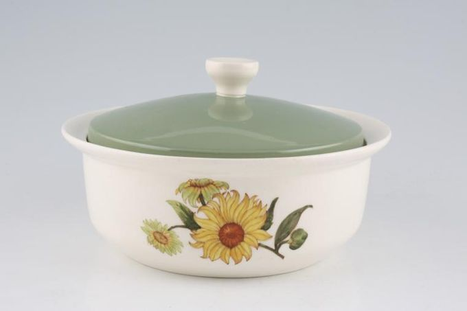Wedgwood Sunflower Vegetable Tureen with Lid