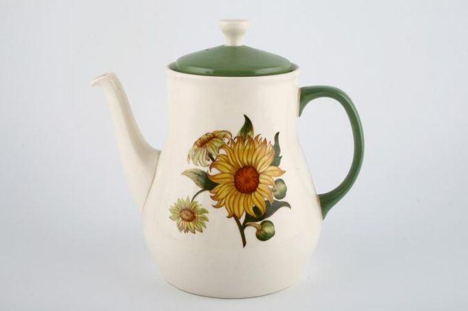 Wedgwood Sunflower Teapot 1 3/4pt