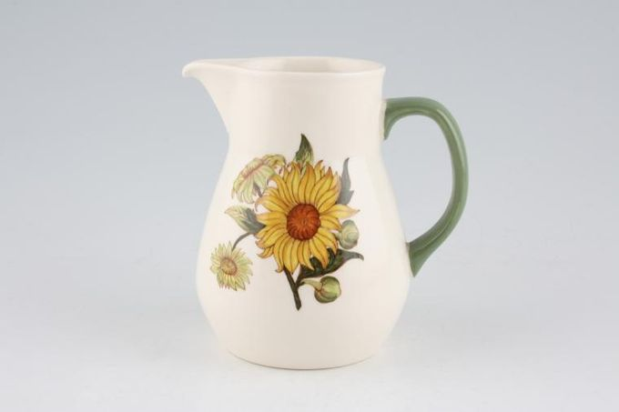 Wedgwood Sunflower Milk Jug 1/2pt