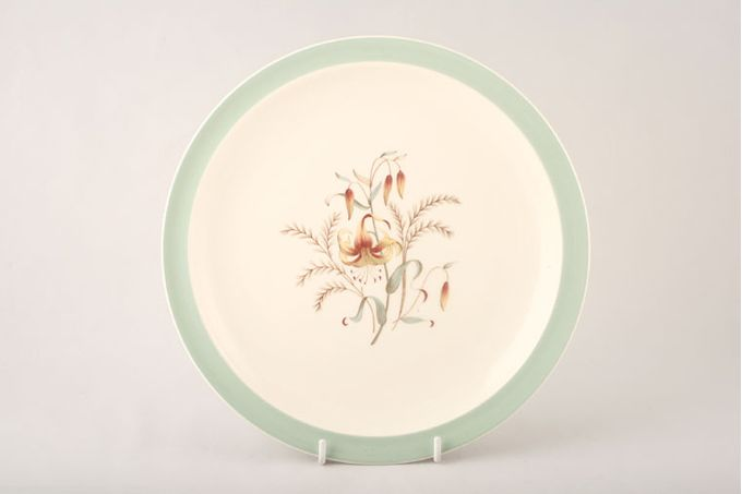 Wedgwood Tiger Lily Dinner Plate 10 1/4""