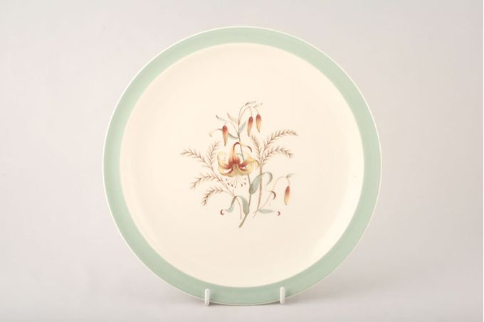Wedgwood Tiger Lily Breakfast / Salad / Luncheon Plate 9 1/8""