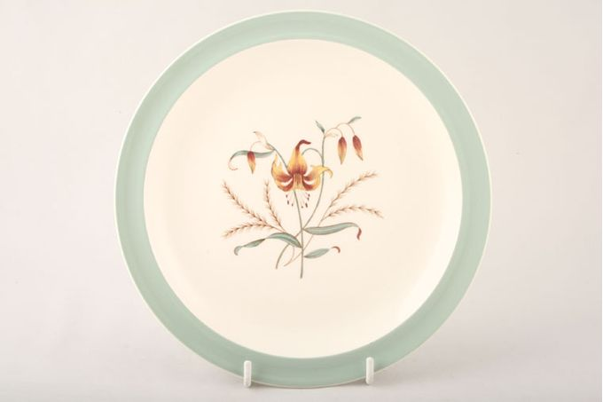 Wedgwood Tiger Lily Tea / Side / Bread & Butter Plate 7""
