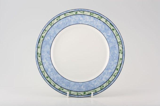 "Wedgwood Watercolour Breakfast / Salad / Luncheon Plate 8 7/8"""