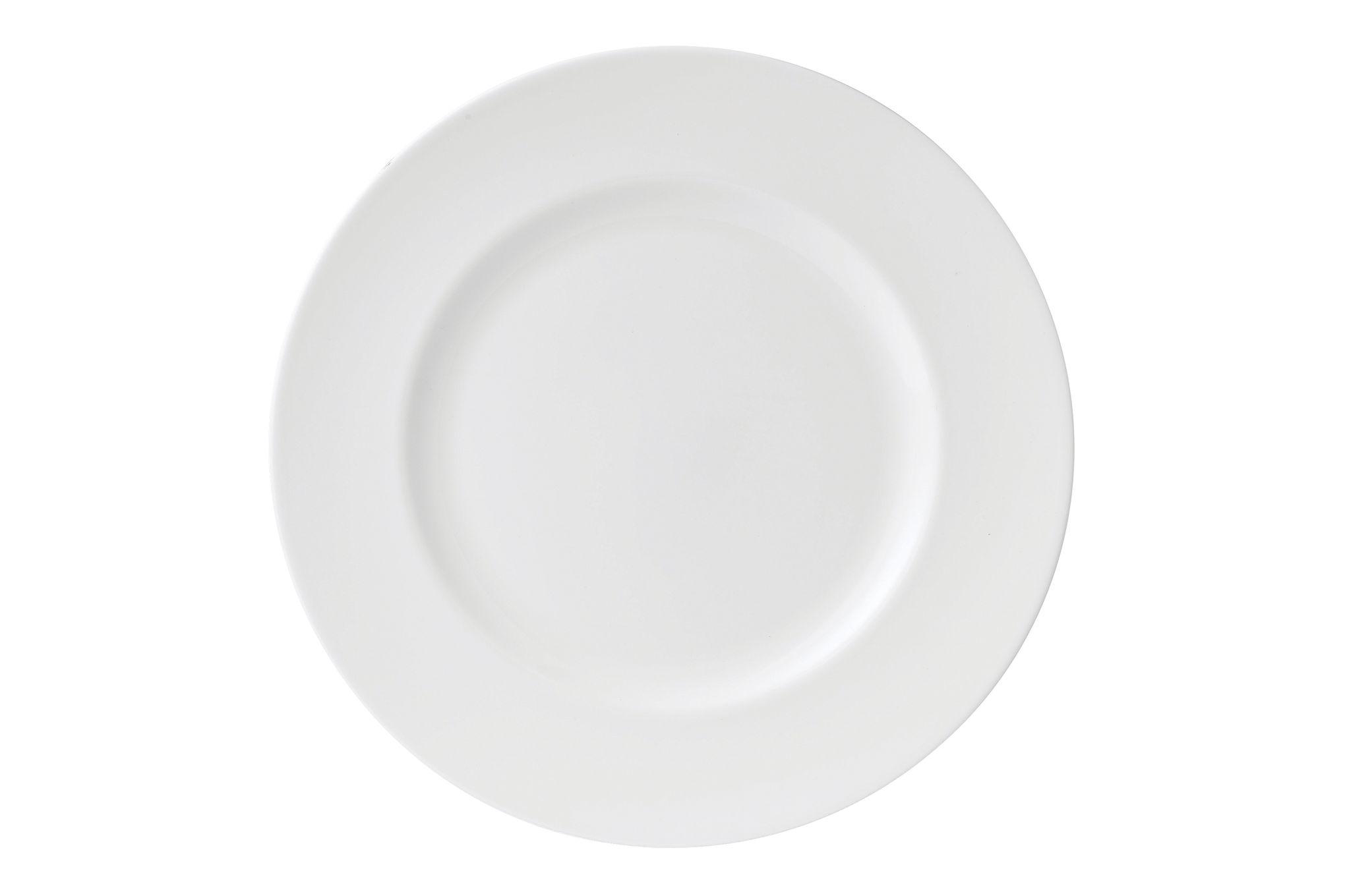 """Wedgwood Wedgwood White Dinner Plate 10 5/8"""" thumb 1"""
