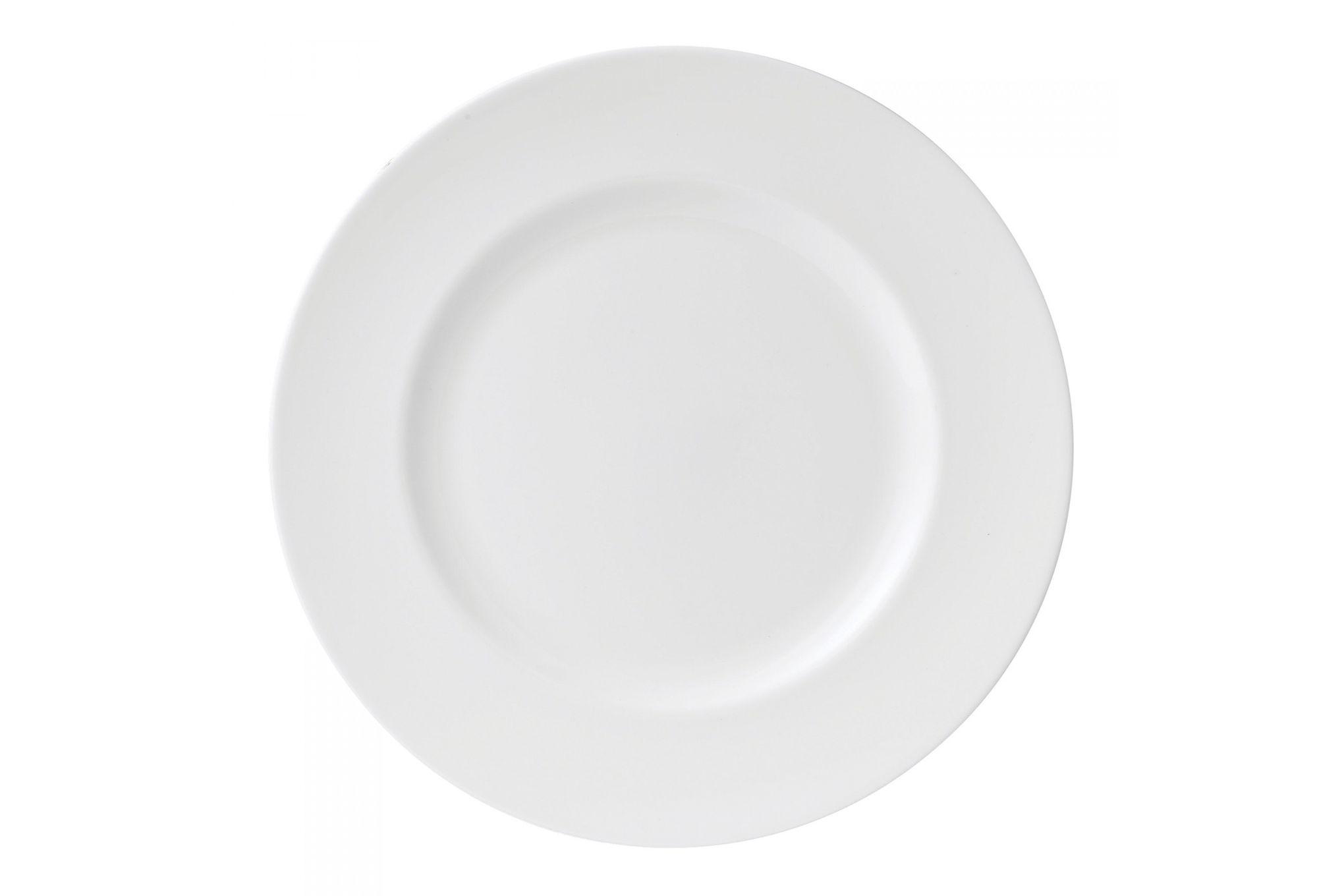 """Wedgwood Wedgwood White Dinner Plate 10 5/8"""" thumb 2"""