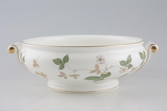 Wedgwood Wild Strawberry Vegetable Tureen Base Only