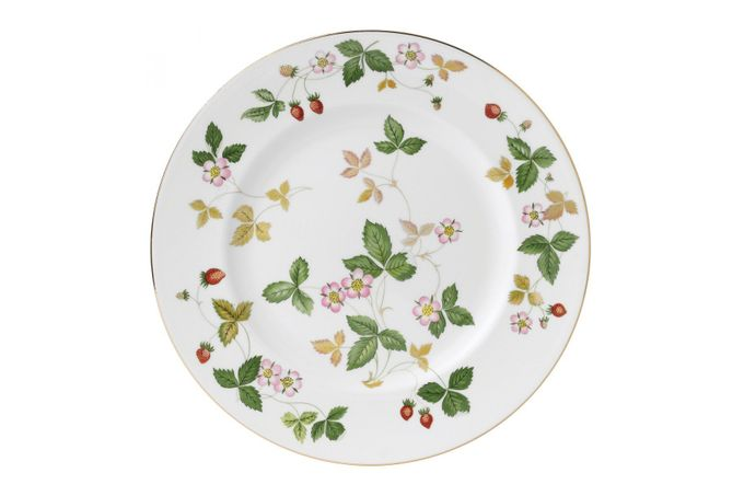 Wedgwood Wild Strawberry Breakfast / Salad / Luncheon Plate 23cm
