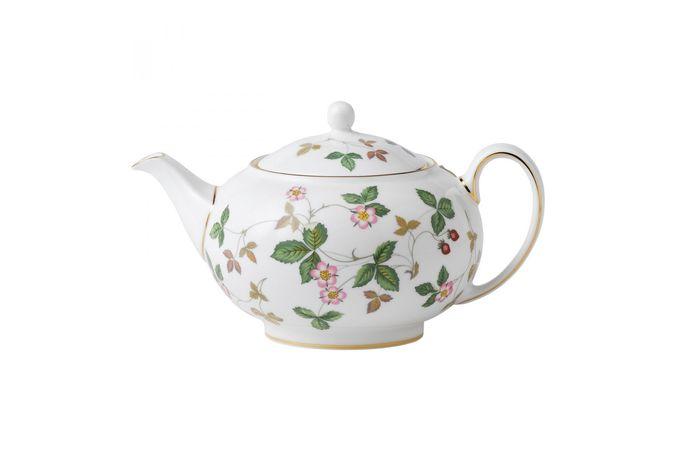 Wedgwood Wild Strawberry Teapot 2pt