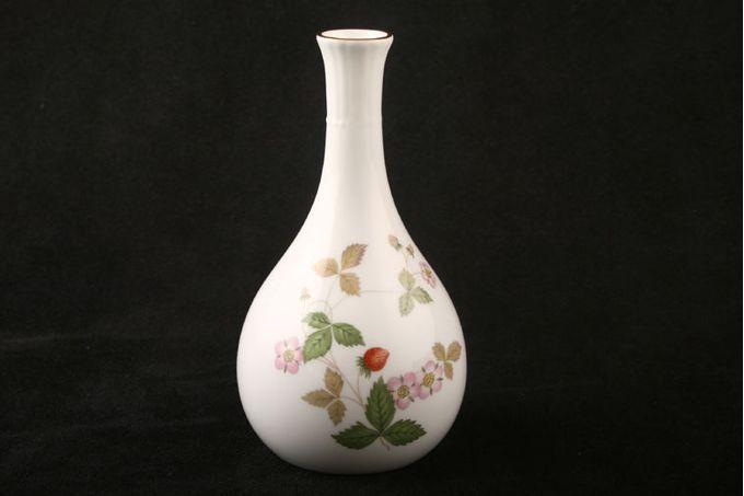 """Wedgwood Wild Strawberry Bud Vase 5 3/8"""""""