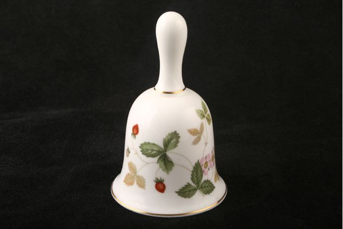 Wedgwood Wild Strawberry Bell 4 1/4""
