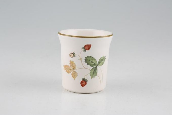 """Wedgwood Wild Strawberry - O.T.T. Egg Cup 2 x 2"""""""