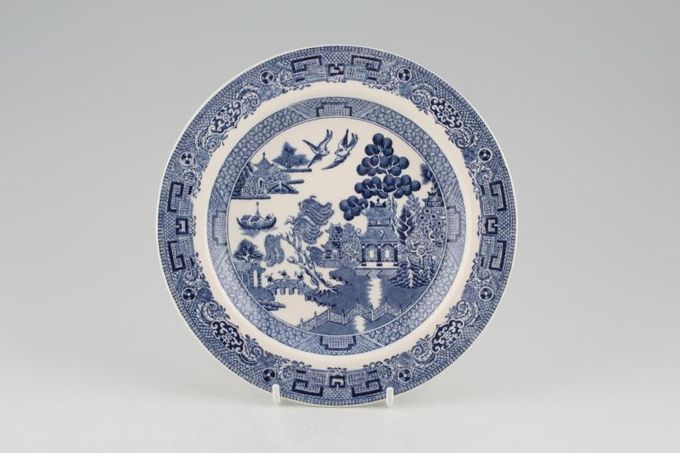 Wedgwood Willow - Blue Tea / Side / Bread & Butter Plate 7""