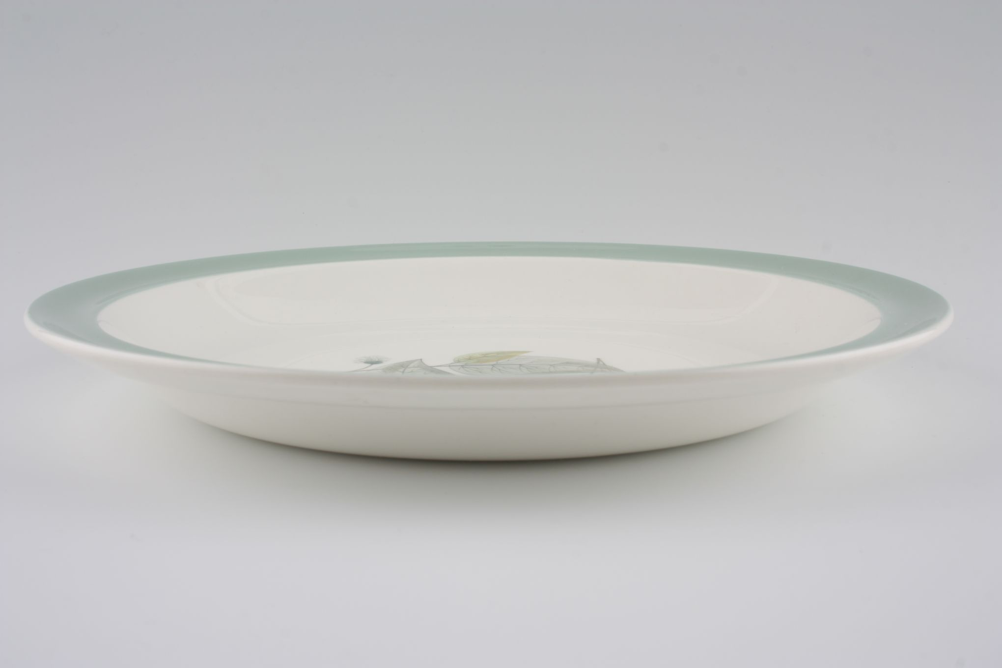 "Wedgwood Woodbury Breakfast / Salad / Luncheon Plate Deep 9 1/4"" thumb 1"