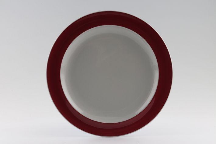 Wedgwood Windsor - Grey + Red