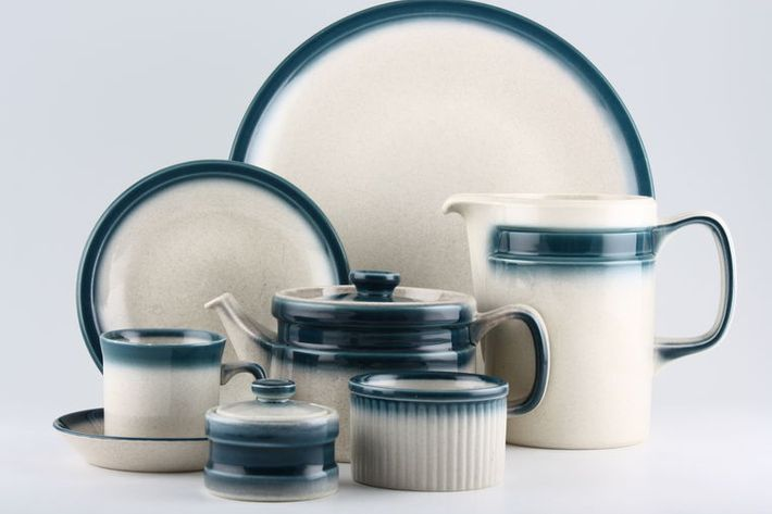 Wedgwood Blue Pacific - Old Style