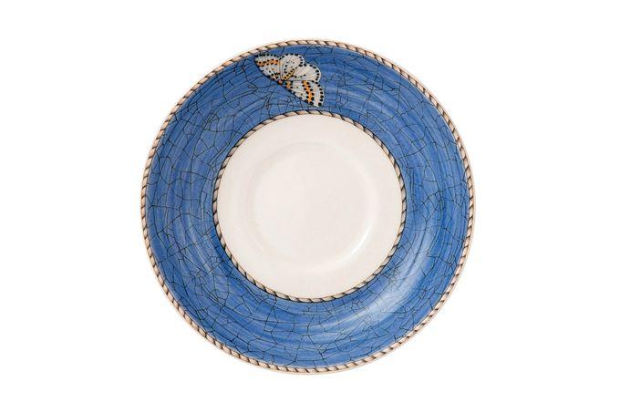 """Wedgwood Sarah's Garden Tea Saucer Blue 5 3/4"""""""