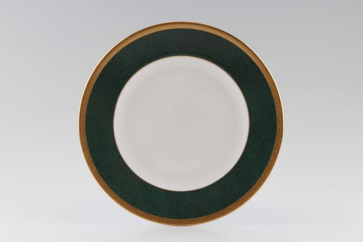 Wedgwood Sherwood - Green and Gold