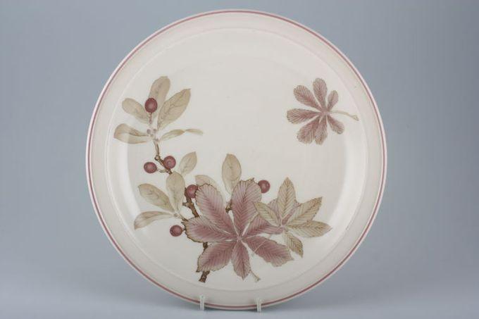 """Wedgwood Chestnut Dinner Plate 10 3/4"""""""