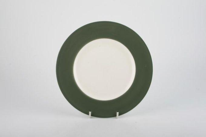 "Wedgwood Asia - Green - No Pattern Tea / Side / Bread & Butter Plate 6"""