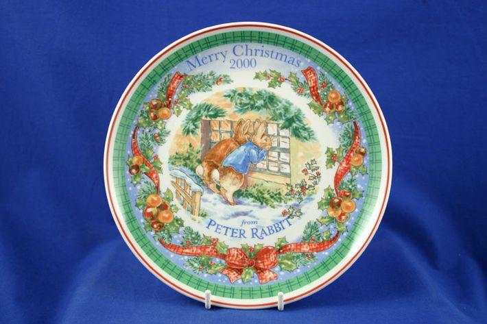 Wedgwood Peter Rabbit Christmas