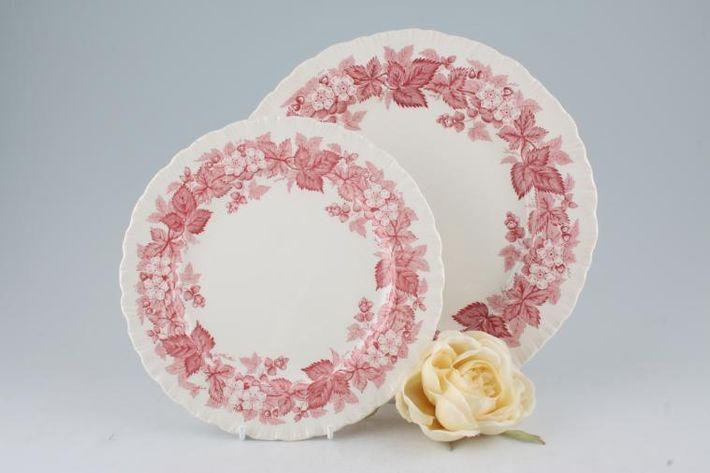 Wedgwood Bramble - Pink