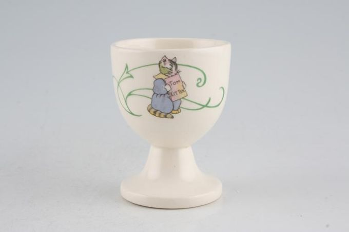 """Wedgwood Peter Rabbit - N527 Egg Cup Footed 1 7/8 x 2 1/2"""""""