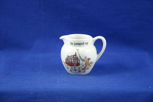Wedgwood Peter Rabbit - Children's Tea Set Children's Tea Set Item Milk Jug