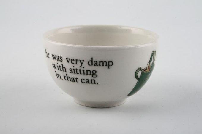 "Wedgwood Peter Rabbit - Children's Tea Set Children's Tea Set Item Sugar Bowl 2 1/2"""