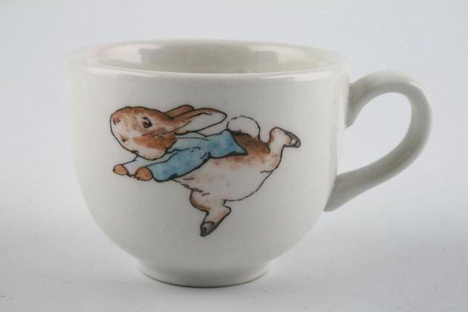 """Wedgwood Peter Rabbit - Children's Tea Set Children's Tea Set Item Tea Cup 2 1/8 x 1 3/4"""""""
