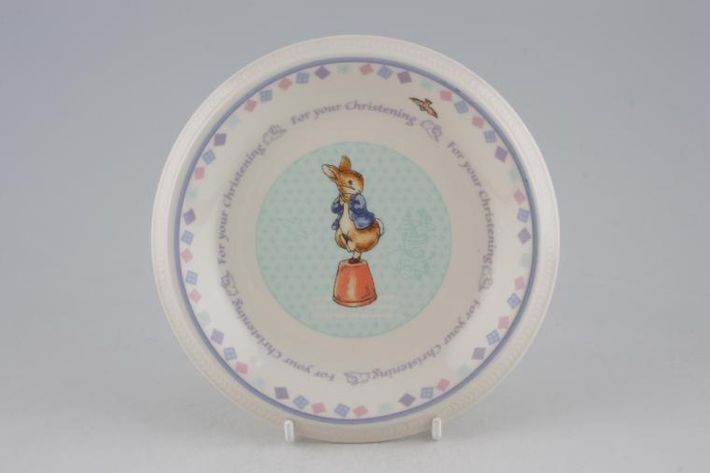 Wedgwood Peter Rabbit - For Your Christening