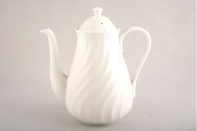 Wedgwood Candlelight Coffee Pot 2 1/2pt