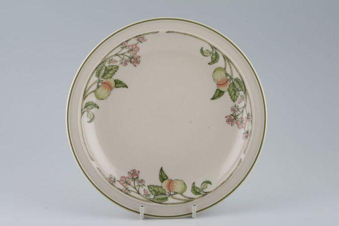 "Wedgwood Wild Apple - Granada Shape Breakfast / Salad / Luncheon Plate 8 3/4"""