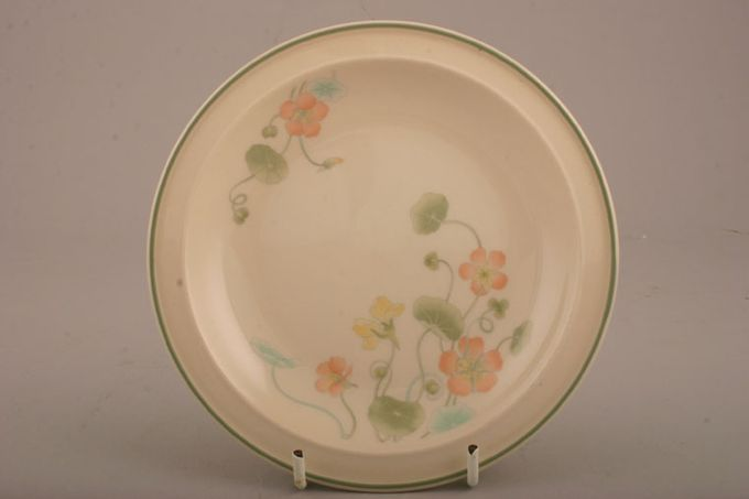 Wedgwood Nasturtium - O.T.T. - Sterling Shape Tea / Side / Bread & Butter Plate See Granada Shape 6 3/8""