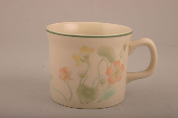 Wedgwood Nasturtium - O.T.T. - Sterling Shape Teacup 3 1/8 x 2 5/8""