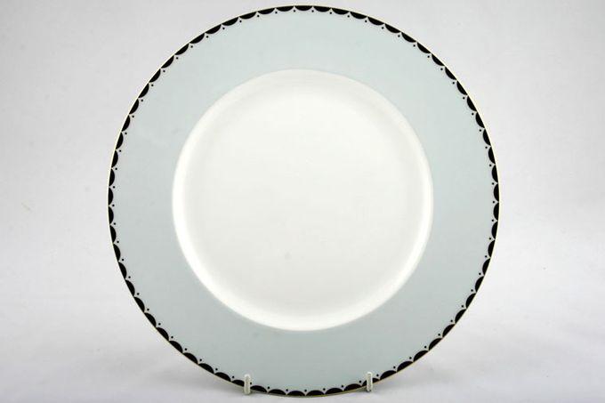 "Wedgwood Barbara Barry - Curtain Call Dinner Plate 10 3/4"""