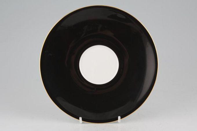 """Wedgwood Barbara Barry - Curtain Call Tea Saucer Large Peony/ Cappucino saucer 6 3/4"""""""