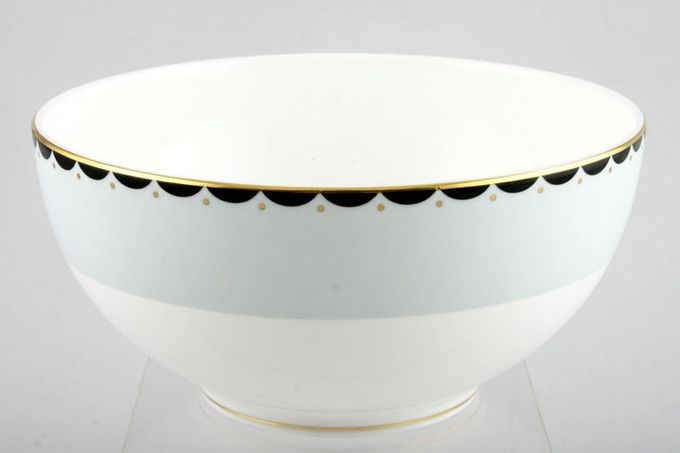 """Wedgwood Barbara Barry - Curtain Call Soup / Cereal Bowl 5 7/8"""""""