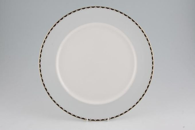 """Wedgwood Barbara Barry - Curtain Call Charger 12"""""""