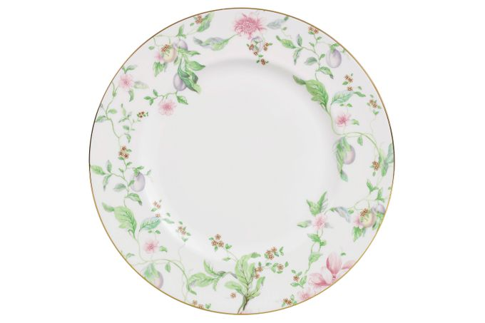 "Wedgwood Sweet Plum Dinner Plate 10 3/4"""