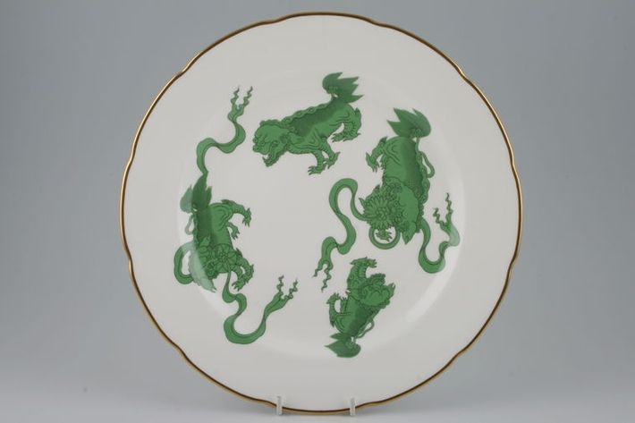 Wedgwood Chinese Tigers - Green