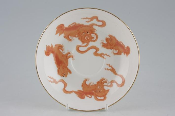 Wedgwood Chinese Tigers - Red